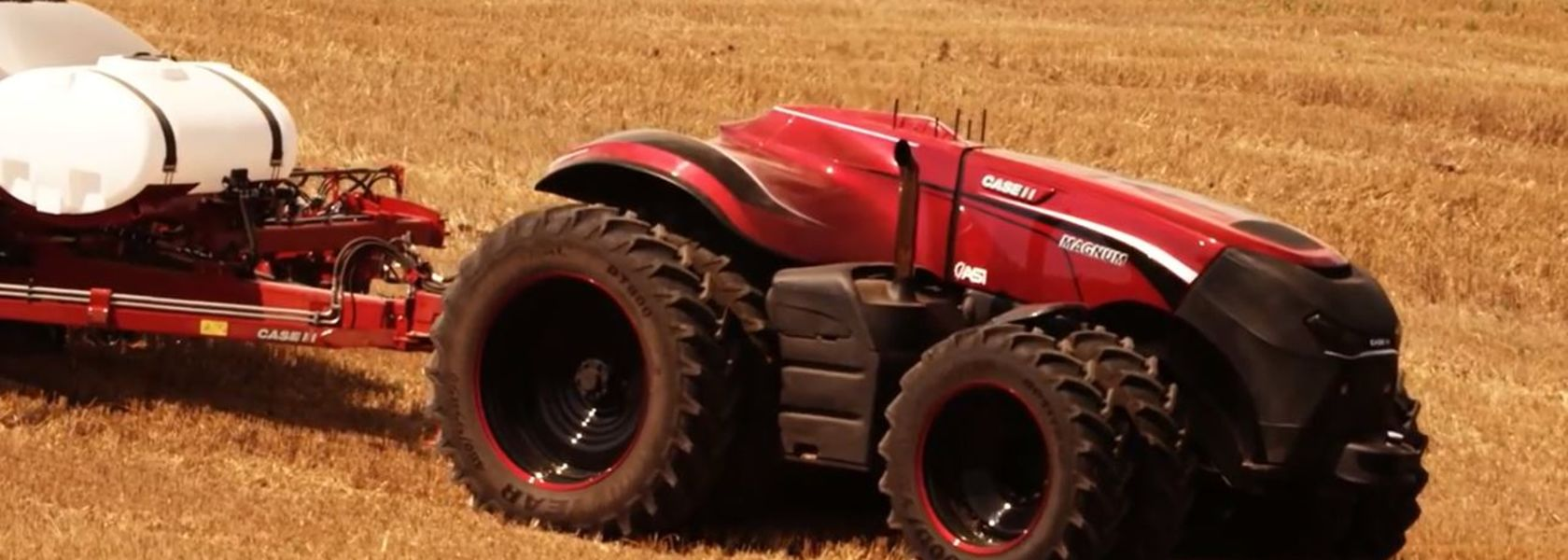 Shipments of agricultural robots to skyrocket