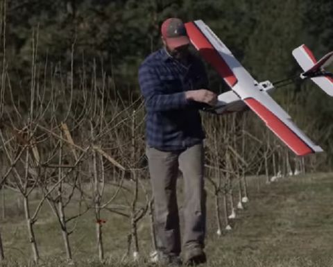 Precisionhawk connects drone data platform to John Deere