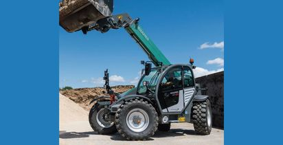 Kramer telehandlers now available in Australia