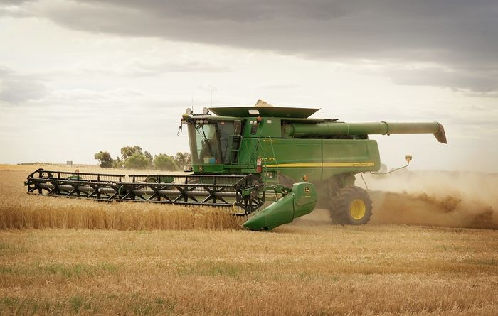 WA harvest builds pace
