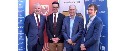 $8 million for new drought Hub