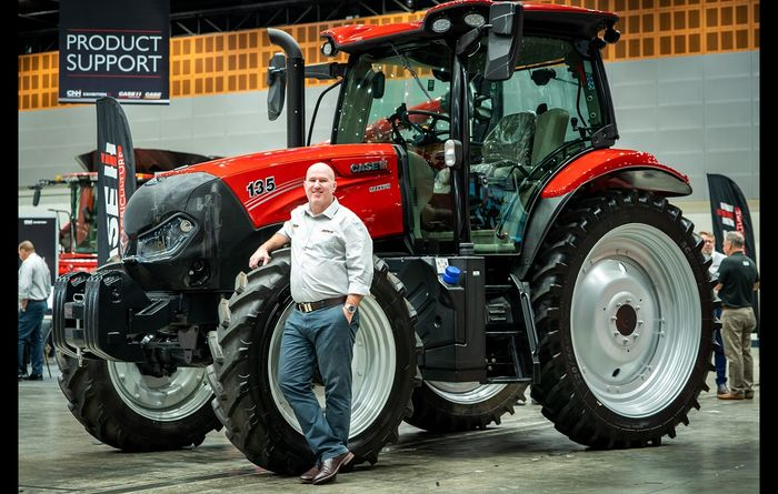 Restyled Maxxums to be launched at AgQuip