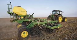 John Deere drills into new seeders