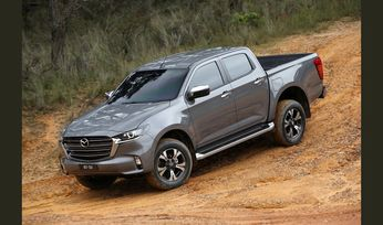 Latest version of Mazda's BT-50 revealed