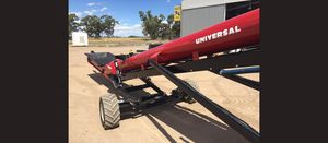 New grain conveyor added to Uni Tube range