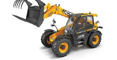 JCB has three new telehandlers
