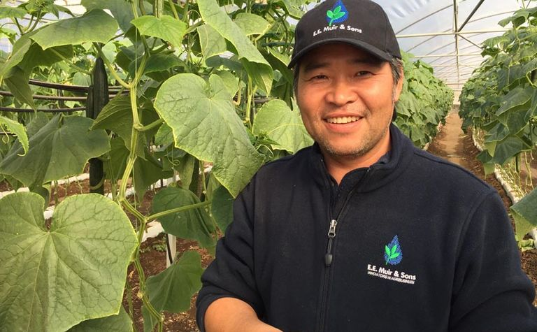 Tommy Le gives a second chance at life through farming