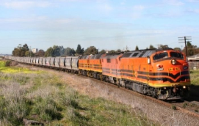 GrainCorp desperate for rail funding help