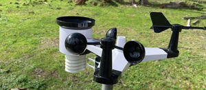 Low cost weather station a serious option