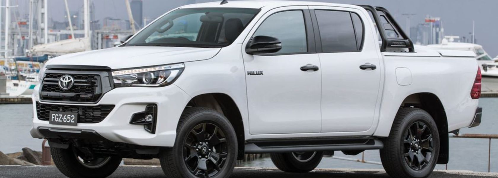 Hilux is Australia's favourite for January