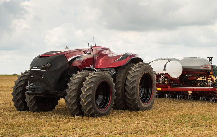 Case IH announces autonomy pilot program