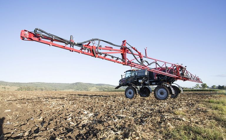 Case IH adds baby Patriot to range