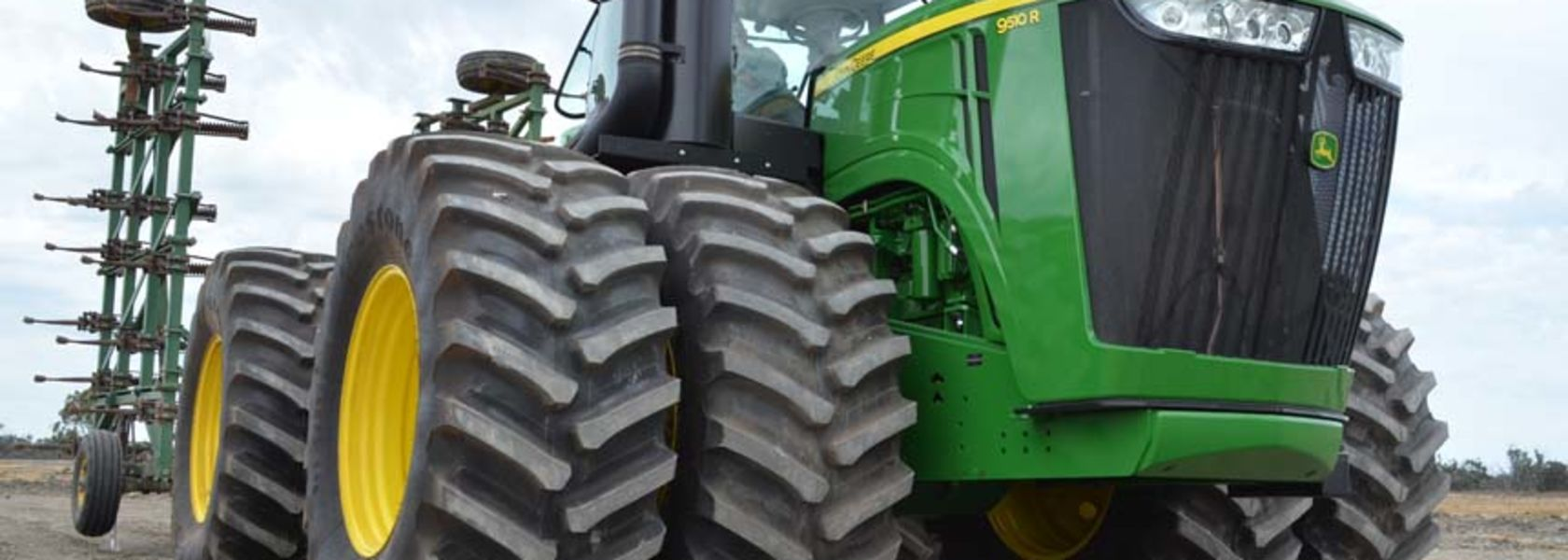 Tractor market holding up despite drought