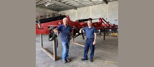 New Morris C3 seeding drills offer variable pressure packing