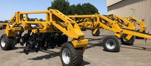 High Lift seeder frames released