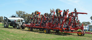 VIDEO: Bourgault drill wins Henty award