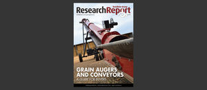 Farming Ahead Research Report: Grain Augers and Conveyors, September 2020