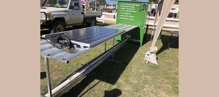 Auto sheep feeder wins innovation award