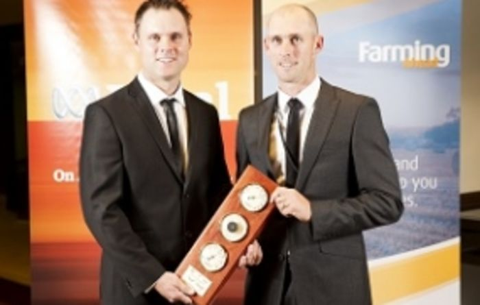 Family power shines for Grain Growers of the Year