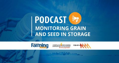 Podcast: Monitoring grain and seed in storage