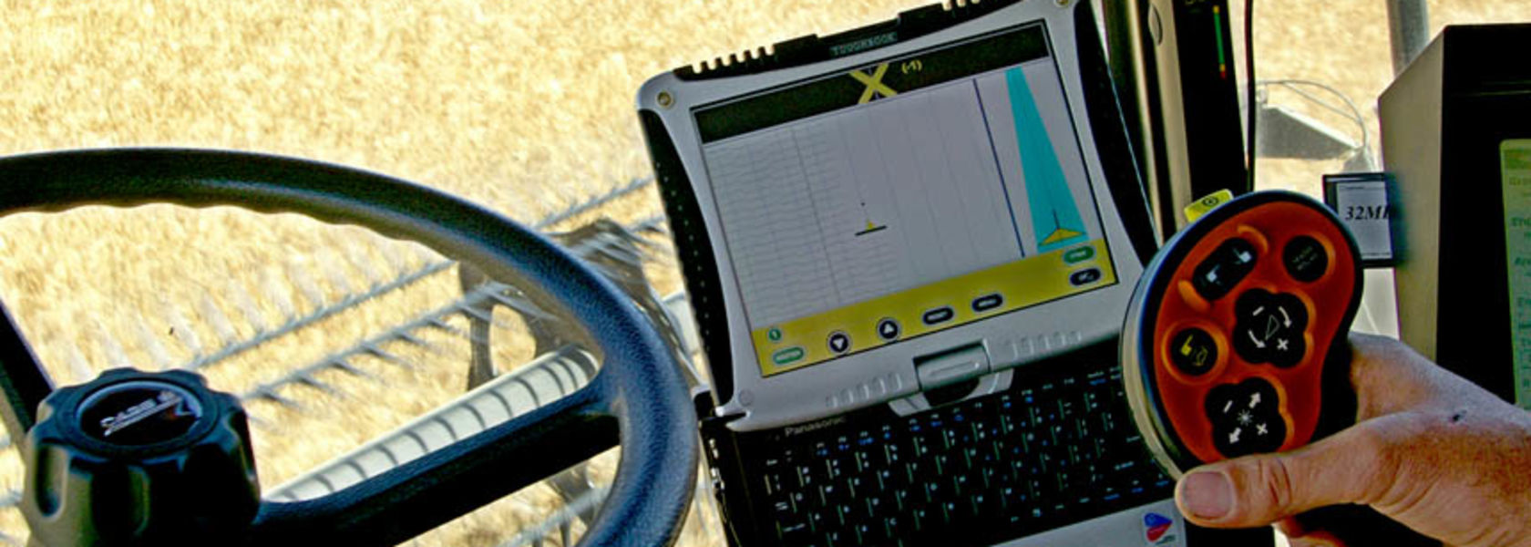 GPS investment to improve farming technology