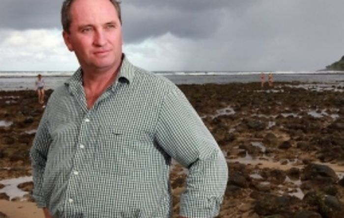 Joyce elected new Nationals Leader
