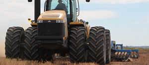 Tractor sales reach a 30 year high