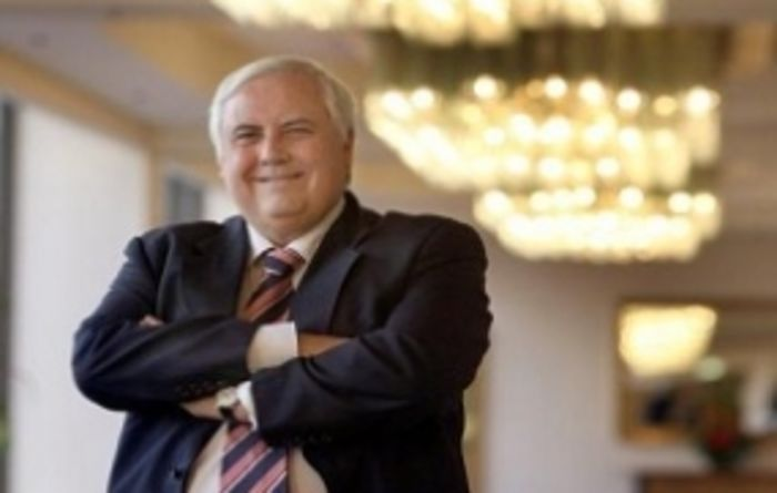Palmer 'dead against' GrainCorp takeover