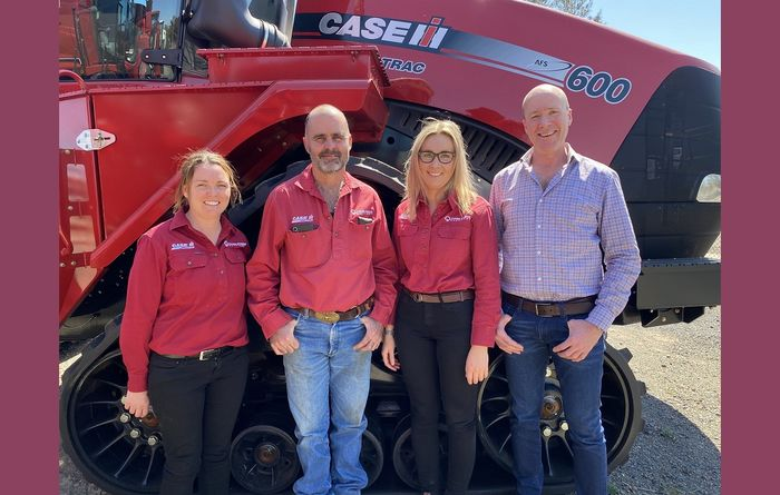 Changes for Case IH dealer network in Queensland and New South Wales