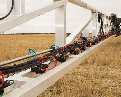 Hardi self-propelled sprayers find new home in WA