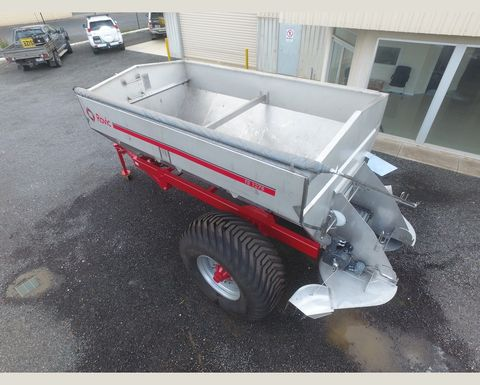 New spreader range to be unveiled at Horsham
