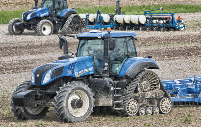 New Holland buys tillage business