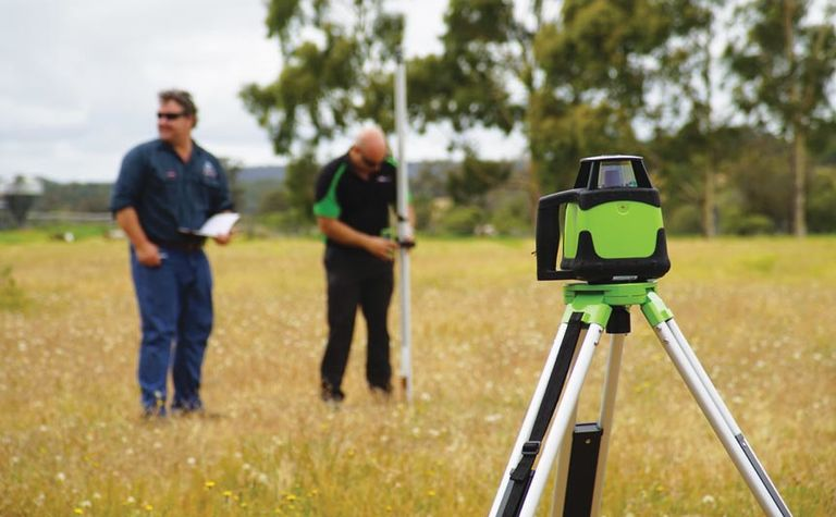 FROM THE WORKSHOP: Surveying tools keep jobs on the level