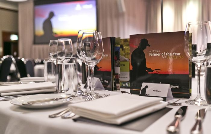 Be there as we celebrate Australia's top farmers