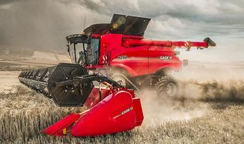 Case IH announces 250 series harvesters