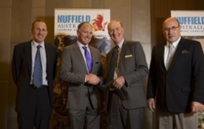 Nuffield scholars honoured