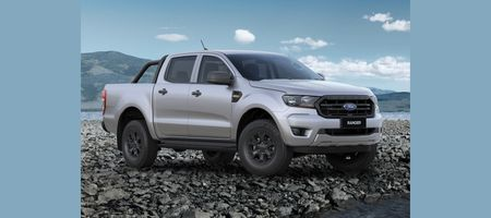 New Rangers added to Ford's ute line up