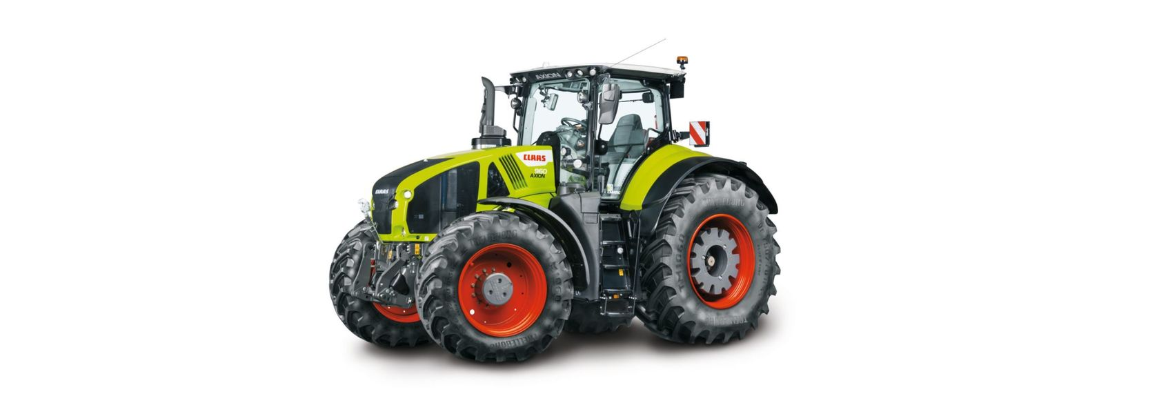 New Axion range from CLAAS includes technology upgrades