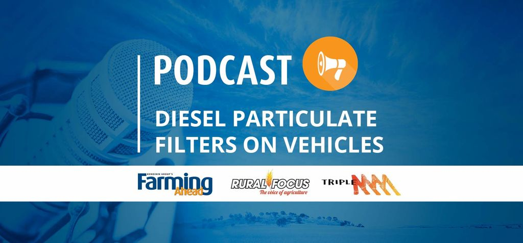 Podcast: Diesel particulate filters on vehicles