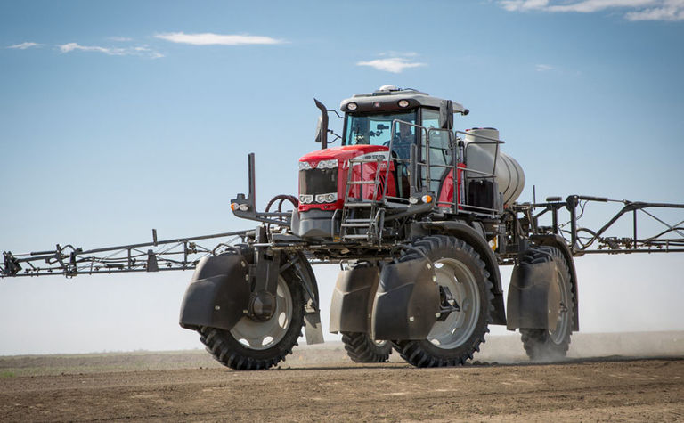 Massey Ferguson propelled into SP market