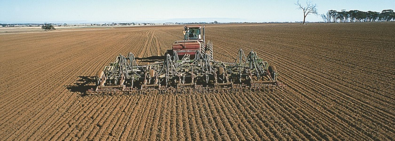 Trials to address fertiliser run off
