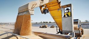 WA grain receival sites breaking records