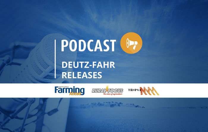 Podcast: Deutz Fahr releases