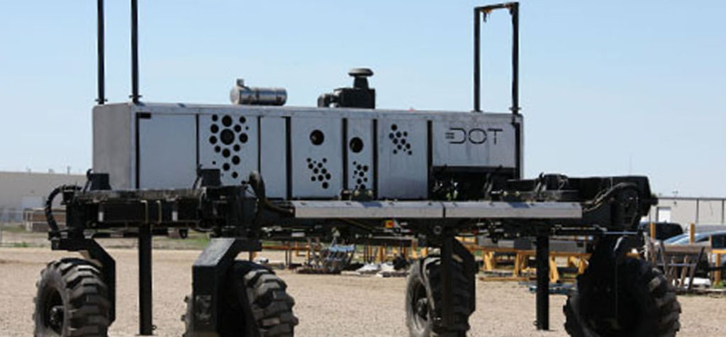 Raven Industries invests in DOT Technology