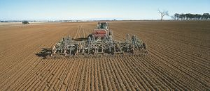 Trials examine one-off tillage solution for water repellent soils