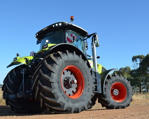 FWA tractors tackled