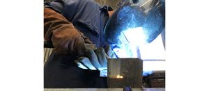 Silicone-bronze MIG welding workshop coming up