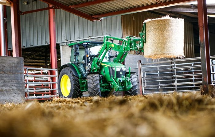 John Deere launches new 5R series