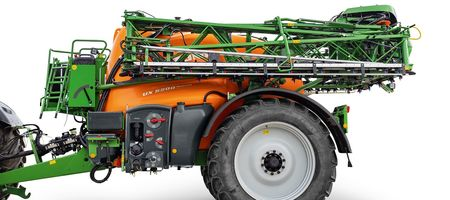 Mid-size Amazone UX sprayer announced