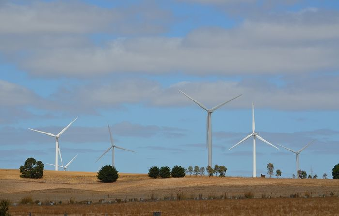 Construction begins on Australia's largest wind farm
